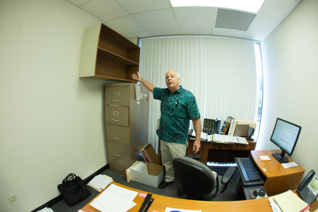 "A settlement agreement between Chuck Totto and the Honolulu Ethics Commission says that his resignation will be held in ""good standing."""
