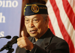 Filipino WWII Veterans Reunion Program Begins