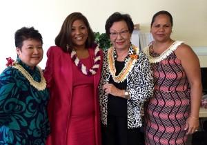 Former Hawaii Congresswoman Backs GOP Candidate Against Hanabusa