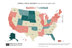 Hawaii 45th For Fiscal Solvency