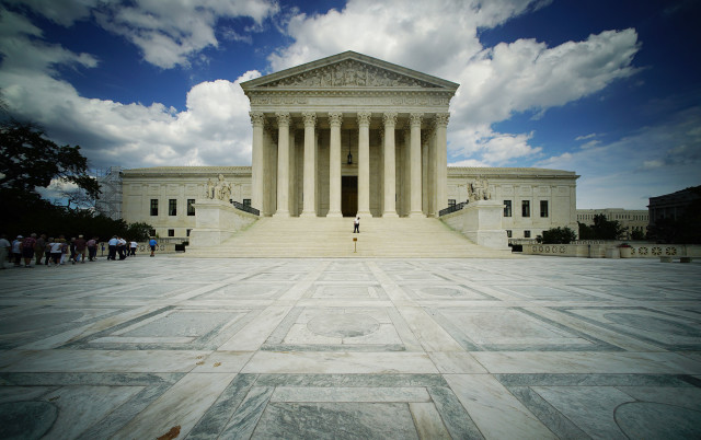 Supreme Court Building Washington DC1. 6 june 2016