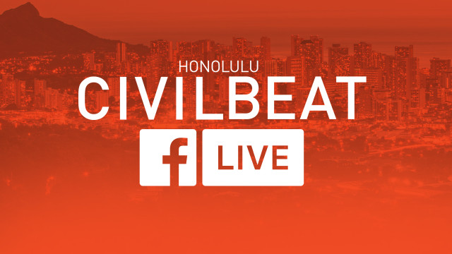 Civil Beat Facebook Live Graphic