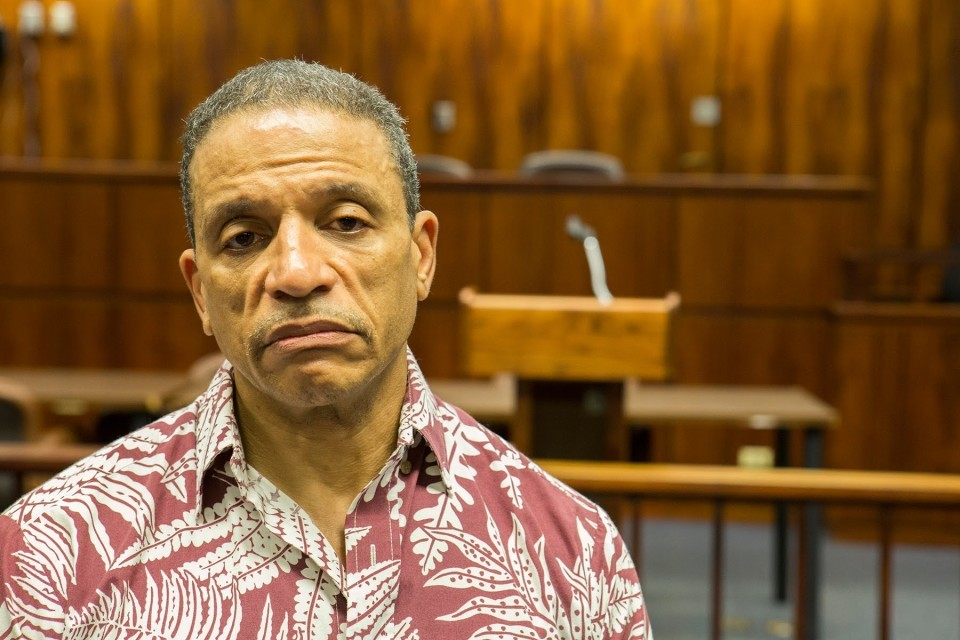 Kenneth Lawson: Attorney and co-director of the Hawaii Innocence Project