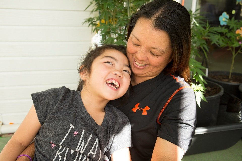 Jari Sugano: Mother and caregiver