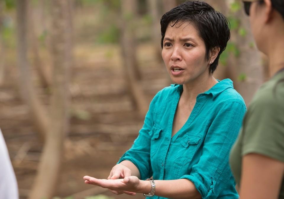 Joni Kamiya: Oahu resident, farmer's daughter