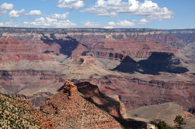 Theodore Roosevelt used the Antiquities Act to declare the Grand Canyon a national monument on 1908. It became a national park in 1919.