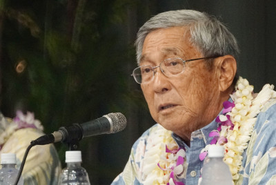 Big Island Mayor Harry Kim Has Another Bout Of Pneumonia
