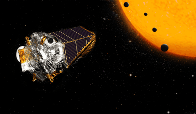 Civil Geeks: Finding New Planets With A 'Broken' Telescope