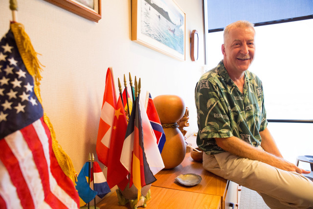 Former Honolulu mayor Peter Carlisle wants his old job back.