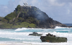 Military Wants To Keep Firing Away In Waters Off Hawaii And California