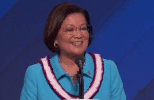 Hirono, Women Senators: With Her