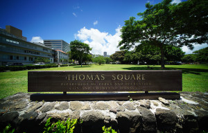 Council Committee Says Thomas Square Should Remain A Public Park