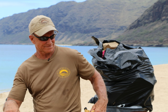 Curt Cottrell, who heads the State Parks Division, as