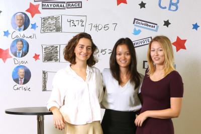 New Civil Beat Initiative: Meet 3 Aspiring Young Hawaii Journalists