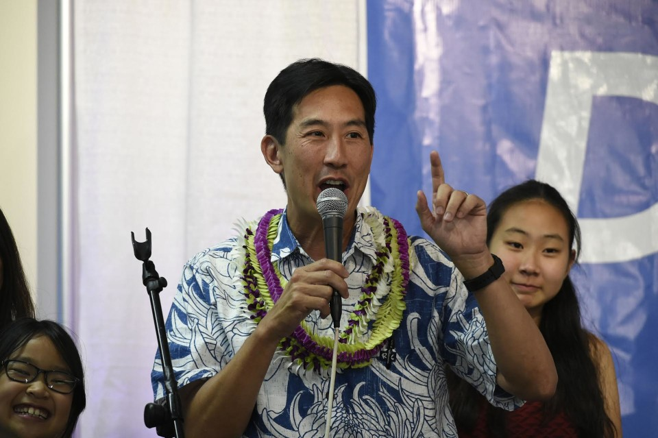 How Charles Djou Is Keeping His Hand In Honolulu Politics