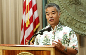 Ige Wants Maui Disaster Help
