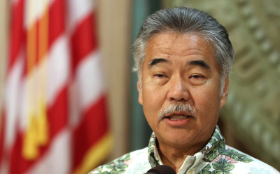 Civil Beat Poll: Gov. David Ige Could Be In Trouble In 2018
