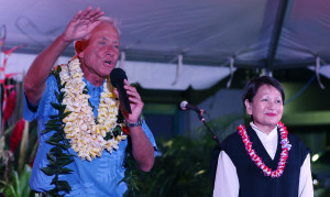 Caldwell, Djou Headed For Runoff In Honolulu Mayor's Race