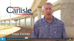 Ad Watch: Carlisle Says You Can Trust Him To Build Rail Right