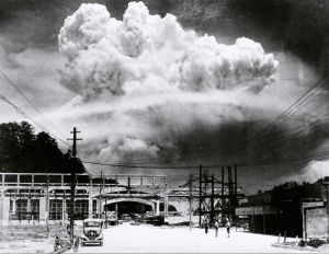 Commemorating The 72nd Anniversary Of Nagasaki