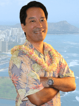 Democratic candidate Tracy Arakaki ran against Rep. Sam Slom to represent Aiea in the House.