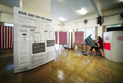 Want To Run For Office In Hawaii Without Joining A Political Party? Good Luck
