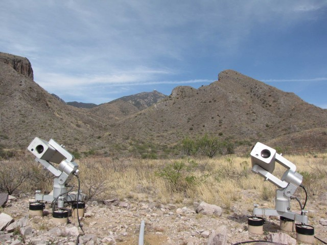 Students will use telescopes maintained by the Harvard-Smithsonian Center for Astrophysics in Amado, Arizona, to photograph astronomy projects.