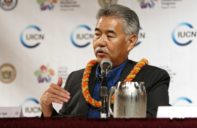 Ige On Water Protection: Don't Stop At Papahanaumokuakea