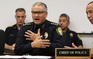 New Police Commissioner Takes on Honolulu Police Chief