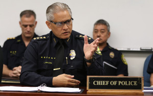 Police Commission: HPD Chief's Future Will Be Discussed In Secret