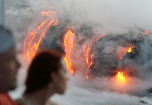 The Projector: Close Encounters With Molten Lava