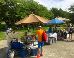 Denby Fawcett: City Cracks Down On Illegal Park Vendors