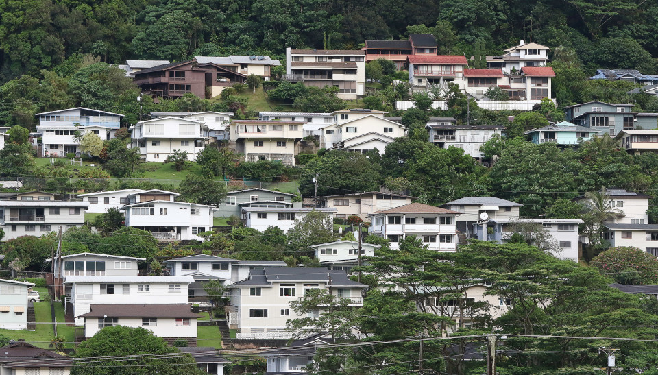 Laid-Back, Aging Manoa Is No Longer A Haven For Young Families