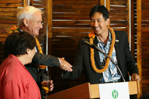 Djou, Caldwell Make Pitches To Native Hawaiian Audience