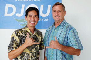 Another Democrat For Djou
