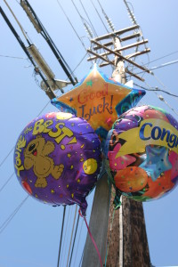 Balloons Cause Power Outages