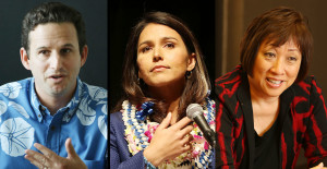 Schatz, Gabbard, Hanabusa Win Big In Congressional Races