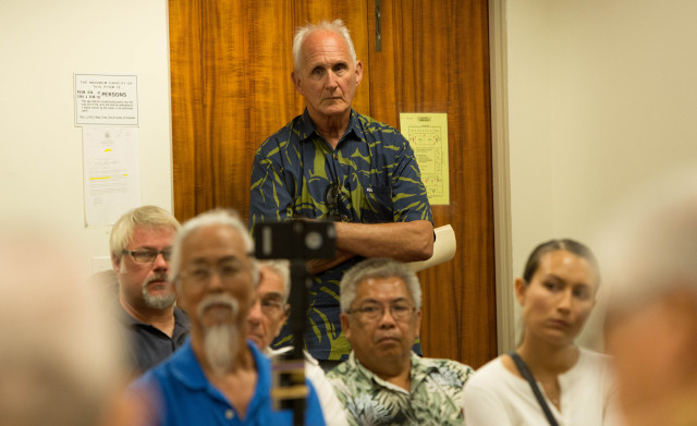 Jim Cook of the Hawaii Longline Association cast doubt on the reports of alleged abuse of foreign crew members.