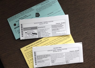 This Time Hawaii Lawmakers Must Deliver On All-Mail Elections