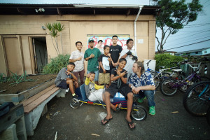 This Kalihi Bike Shop Is Helping Kids Learn Life Lessons