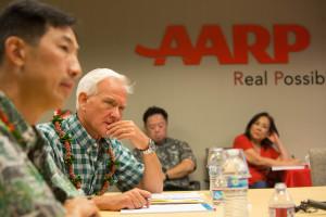 Honolulu Mayoral Candidates Vie For Coveted Kupuna Vote