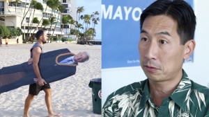 VIDEO: 3 Civil Questions For Kirk Caldwell And Charles Djou