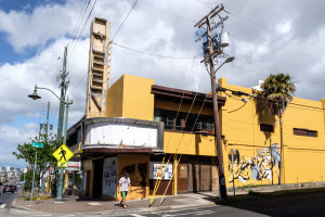 Hoping For A Queen Theater Comeback In Kaimuki
