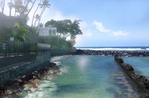 Denby Fawcett: Neighbors Say No To Doris Duke Swimming Hole Changes