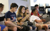 Civil Cafe Election Trivia held at the University of Hawaii at Manoa campus. 3 nov 2016
