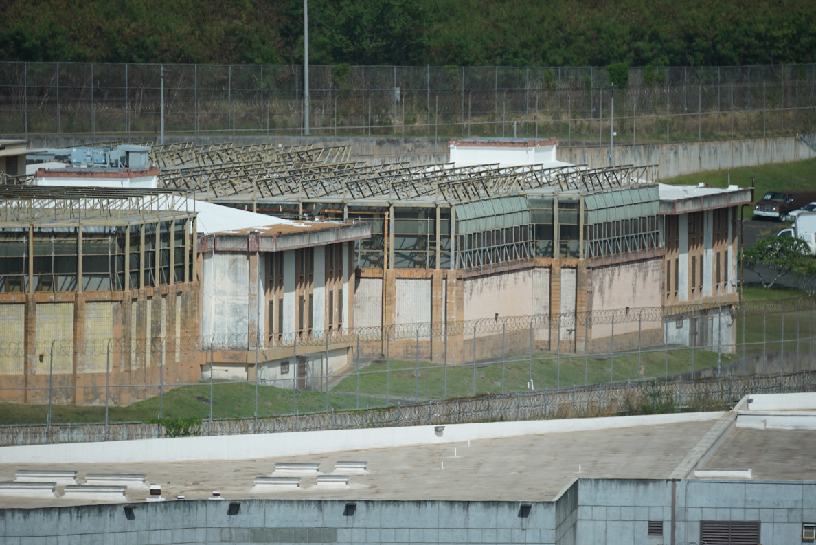 Halawa prison modules1. 16 nov 2016