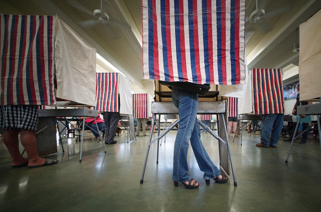 Louisiana won't give voter data to feds