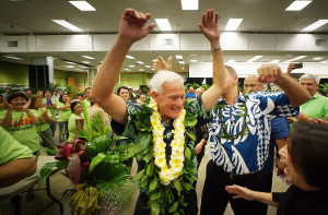 Caldwell Outspent Djou Nearly 4-To-1 In Honolulu Mayor's Race
