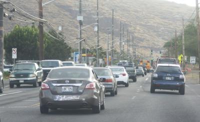 Waianae Contra-Flow Lane Was A Terrible Idea
