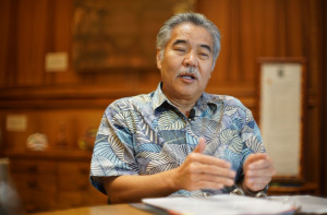 How Ige Plans To Cut $220 Million From His Budget